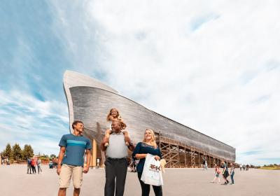 Ark Encounter (photo: Answers in Genesis)