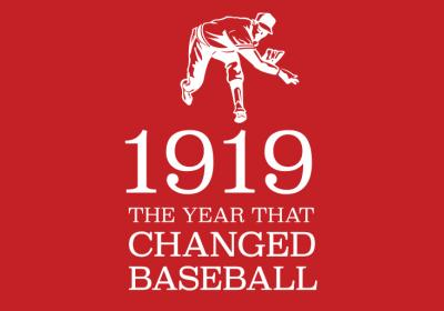 1919: The year that changed baseball logo
