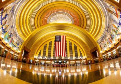 Cincinnati Museum Center at Union Terminal (photo: @photogdslavey)