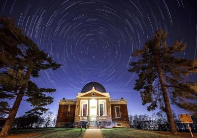 Cincinnati Observatory (photo: Keith Allen)
