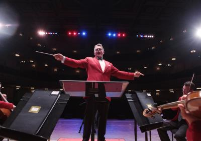 Red, White and BOOM with Cincinnati Pops