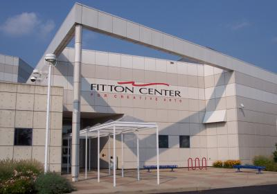 Fitton Center Exterior