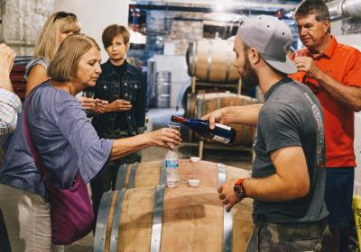 Cincinnati Wine & Dessert Tour (photo: American Legacy Tours)