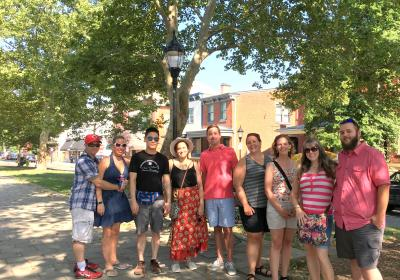 Mainstrasse Tour(Photo: Riverside Food Tours)