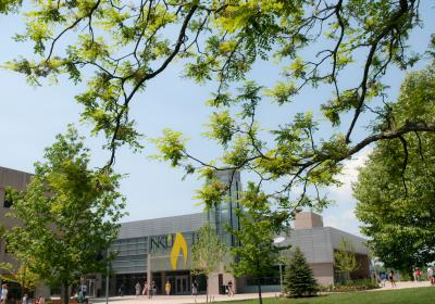 Northern Kentucky University (photo: Tim Sofranco)