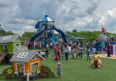 Ark Encounter playground (photo: Ark Encounter)