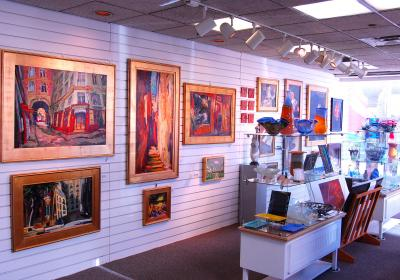 5th Street Gallery Interior