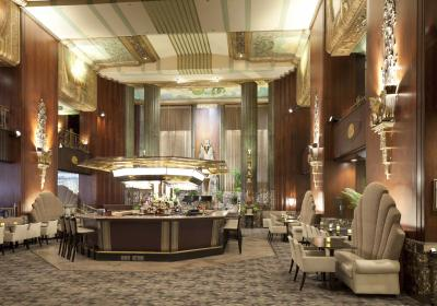 Bar at Palm Court - Hilton Cincinnati Netherland Plaza