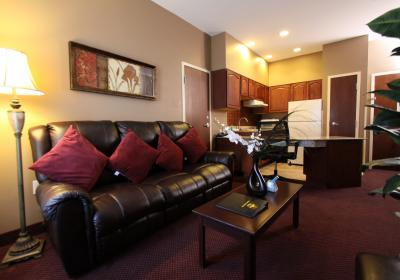 Best Western Plus Hannaford Inn and Suites