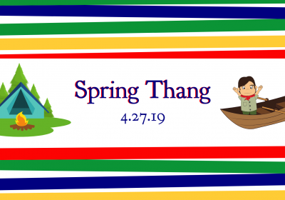 Spring Thang - Fundraising Event