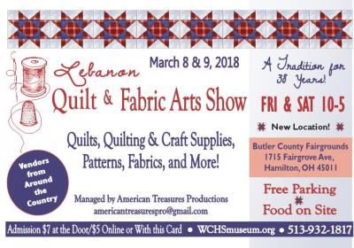 Quilt and Fabric Arts Show