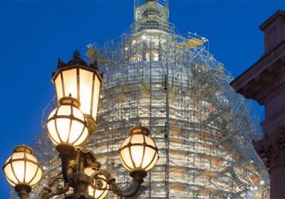 VISION Lecture: The U.S. Capitol - a 30,000 Piece Jigsaw Puzzle