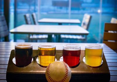 Brunch, Brews and Baseball: Summer Series
