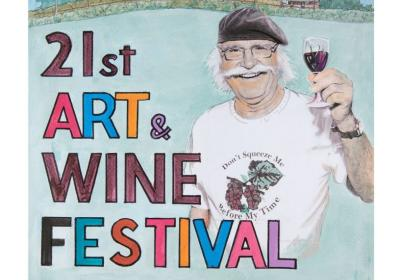 Annual Art & Wine Festival