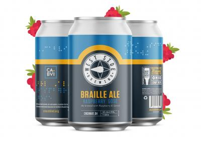 Braille Ale Launch with CABVI & West Side Brewing