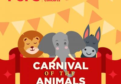 Digital Premiere - Lollipops: Carnival of the Animals