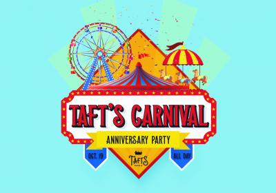 Taft's Brewing Co Anniversary Party