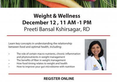 Weight and Wellness at Turner Farm