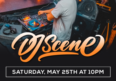 Memorial Day Weekend Bash with DJ Scene
