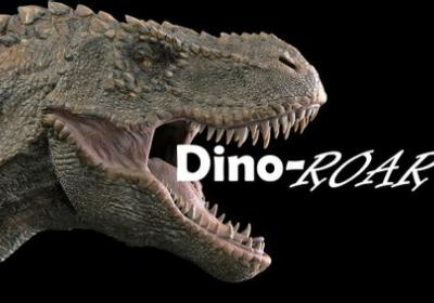 Dino Roar Tour and Crafting Event