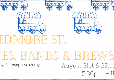 Needmore St. Bites, Bands & Brews
