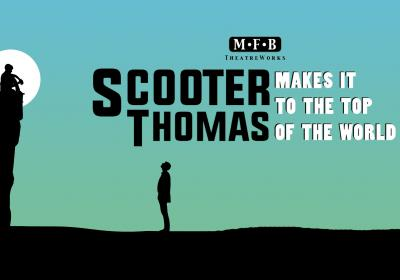 Scooter Thomas Makes It To The Top Of The World