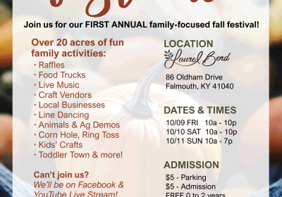 Family Fall Festival at Laurel Bend