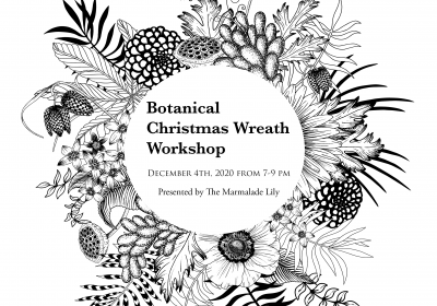 Botanical Christmas Workshop