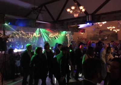 New Year's Eve Party at Vinoklet Winery