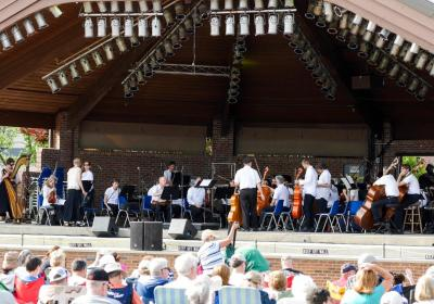 Blue Ash Montgomery Symphony Memorial Day Concert