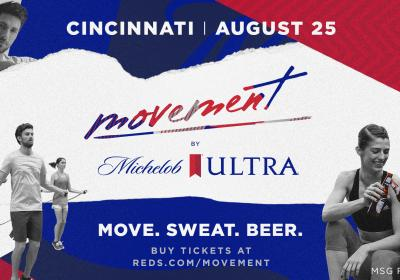 MOVEMENT by Michelob ULTRA