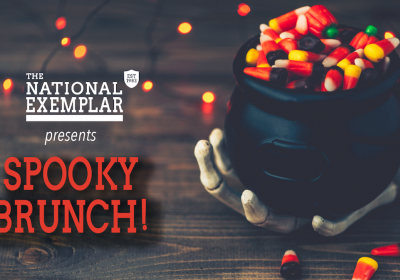 The National Exemplar presents Spooky Brunches