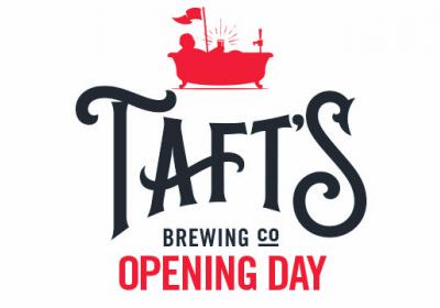 Opening Day at Taft's Ale House