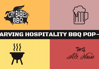 Cry Babies BBQ Pop-Up