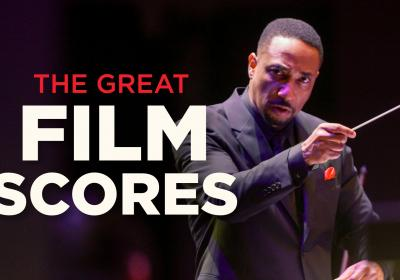 The Great Film Scores at Music Hall