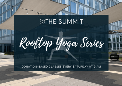 Rooftop Yoga at The Summit Hotel