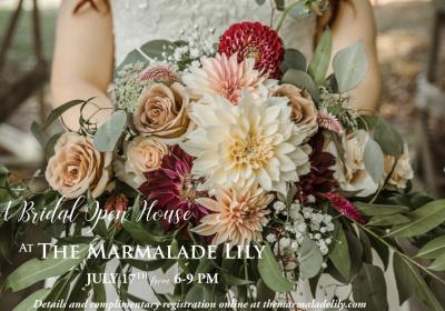 The Marmalade Lily Bridal Open House