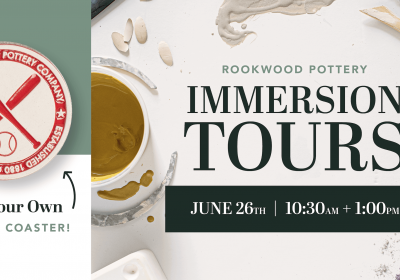 Play Ball! Rookwood Pottery Hands-On Tour