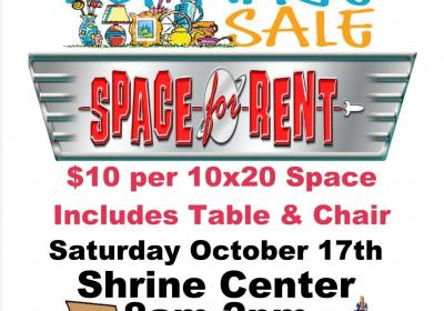 Shriners Rummage Sale