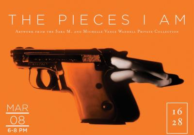 The Pieces I Am - Public Art Opening Reception
