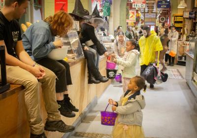 Trick or Treat at The Findlay Market