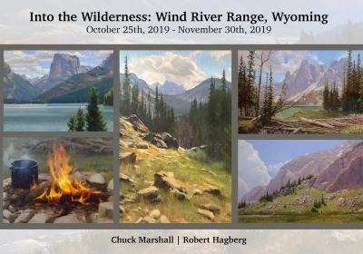 """Gallery Opening: """"Into the Wilderness: Wind River Range, Wyoming"""""""
