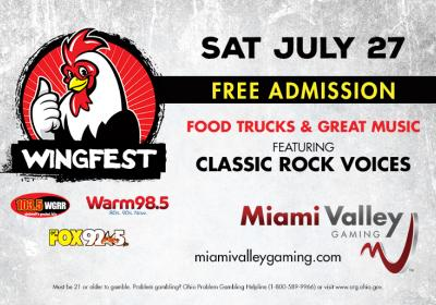 Wingfest at Miami Valley Gaming