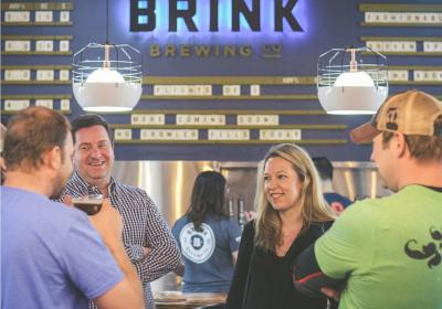 Brink Brewing Co 2nd Anniversary Bash