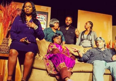 Deepest Shades of Blue The Stage Play