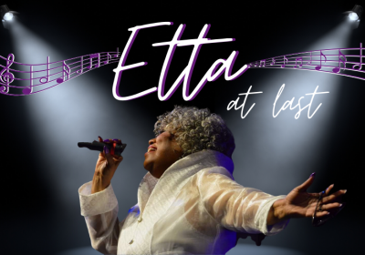 Etta At Last: Tribute to Etta James & Fundraiser