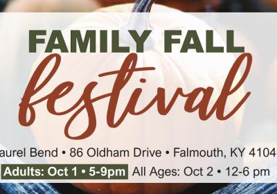 Family Fall Festival (All Ages)