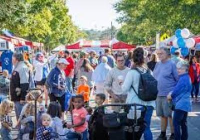 Wyoming's 38th Annual Fall Festival
