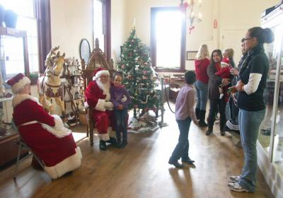 Mt. Healthy Historical Society's Holiday Open House