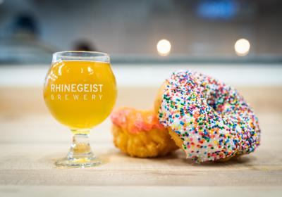 VIP Tasting Tour, Beer & Donut Pairing with Holtman's